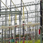Electric Power System in Alfington 4